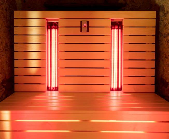 Fibromyalgie verhelpen met een infrarood sauna