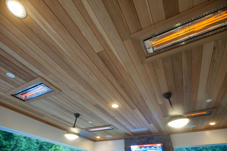 Infrarood terrasverwarming: Voordelen & Prijs